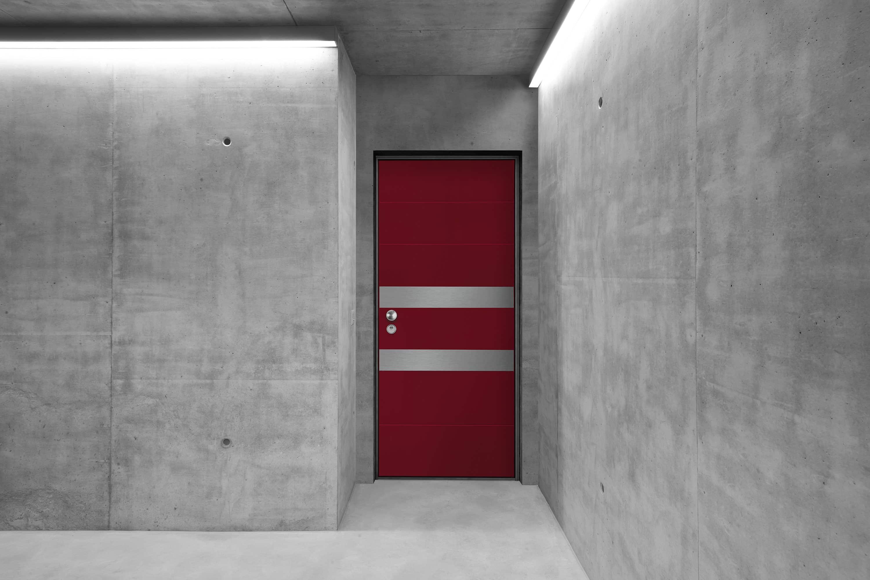 Abitare_egroup_sicurezza porte blindate design