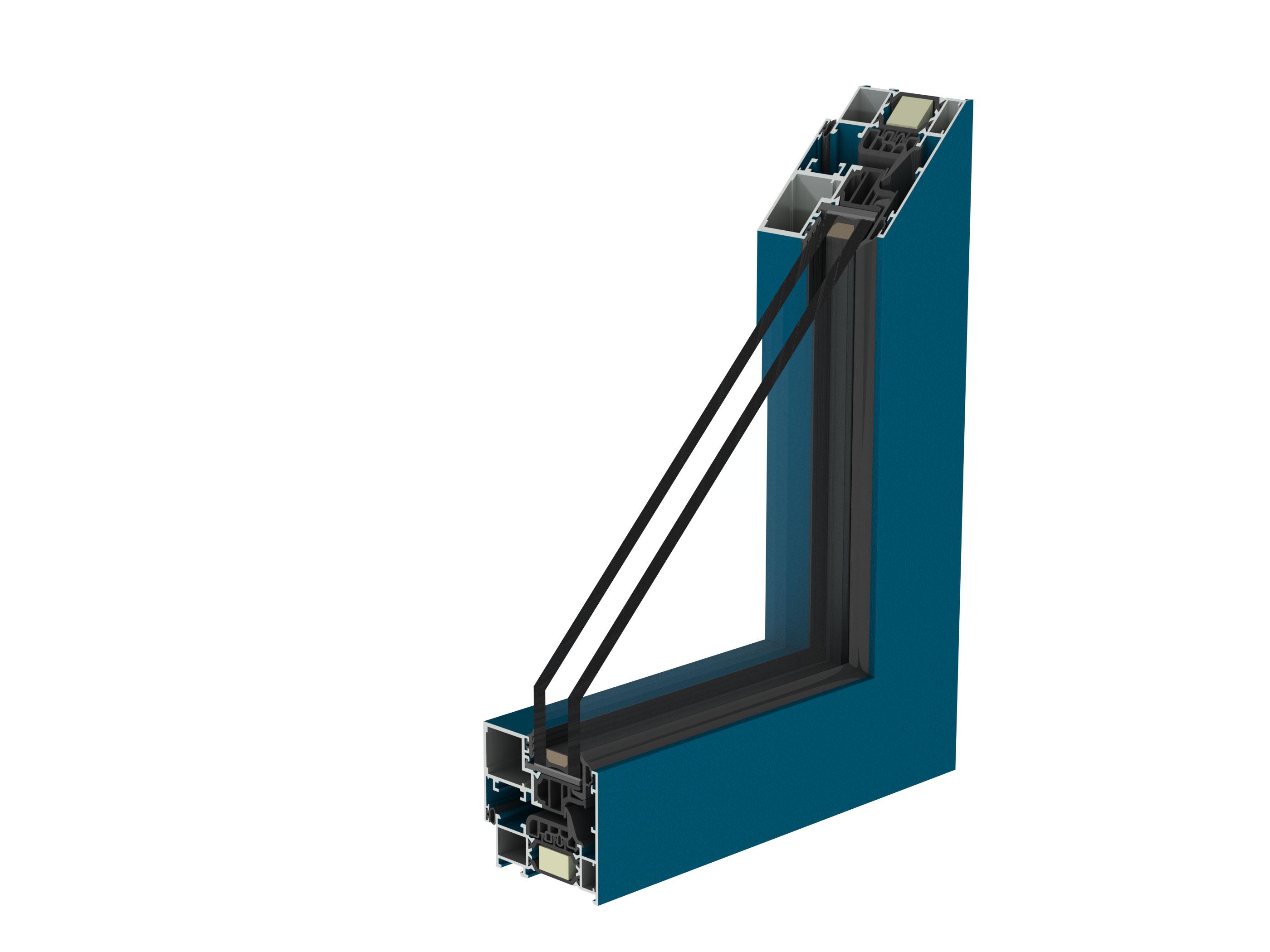 IT-Finestre-Alluminio-5Stars-View---RAL-5010TD